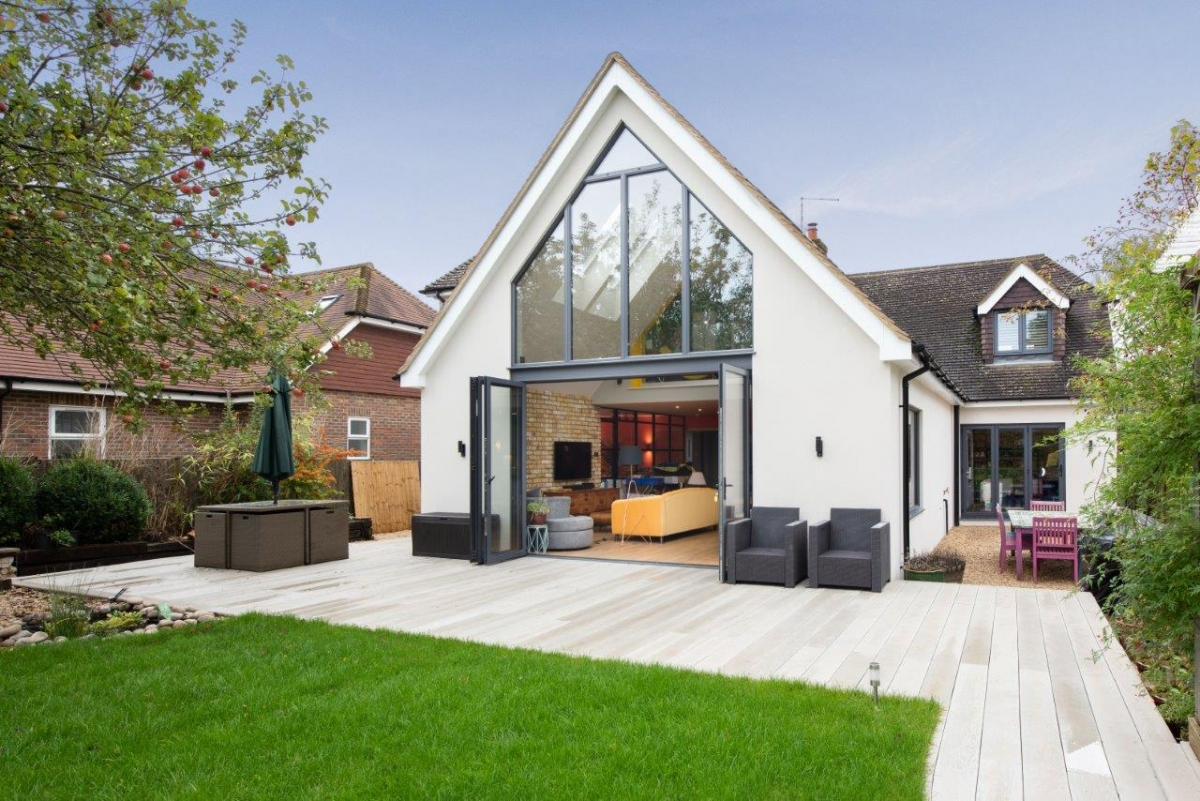 Garage conversion and remodelling – Monks Risborough